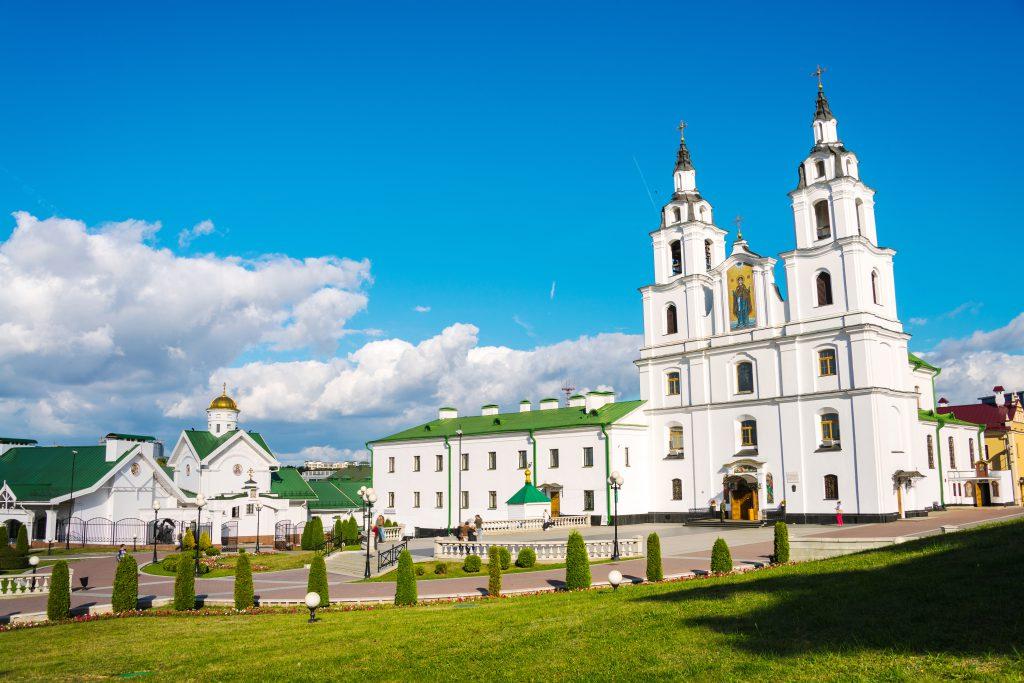 Kutsal Ruh Katedrali / Holy Spirit Cathedral, Minsk