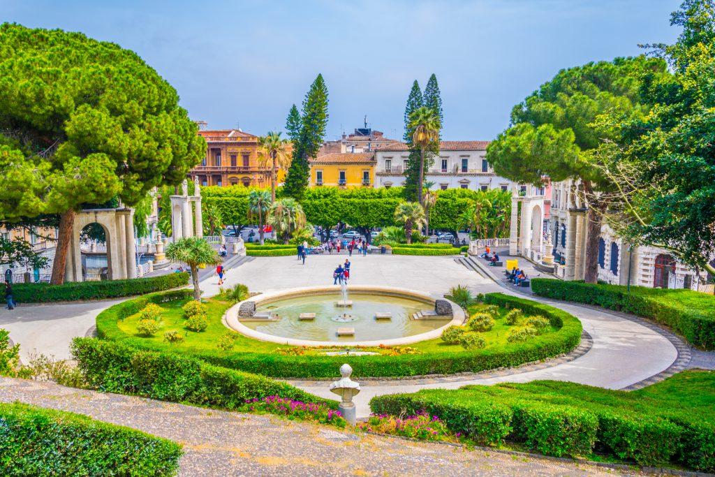 Katanya, Sicilya