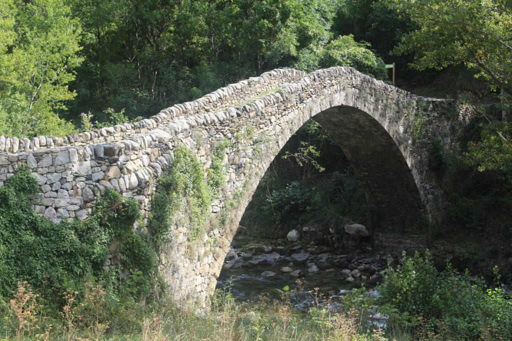 La Margineda Köprüsü, Andorra