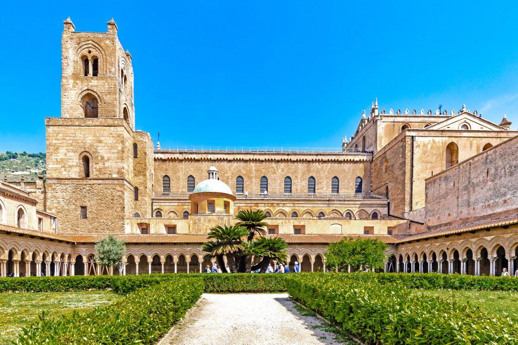 Monreal Katedrali, Sicilya