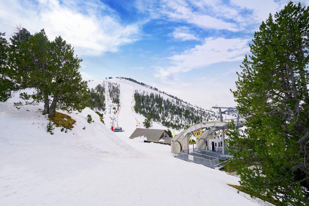 Pal Kayak Merkezi, Andorra