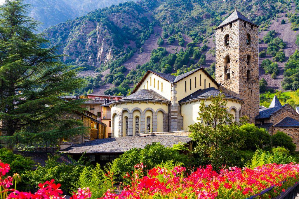 Sant Esteve Kilisesi, Andorra