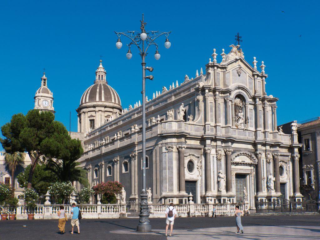 Sant' Agata Katedrali, Katanya, Sicilya