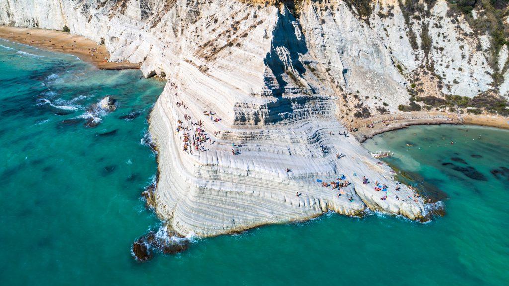 Türk Merdivenleri, Sicilya