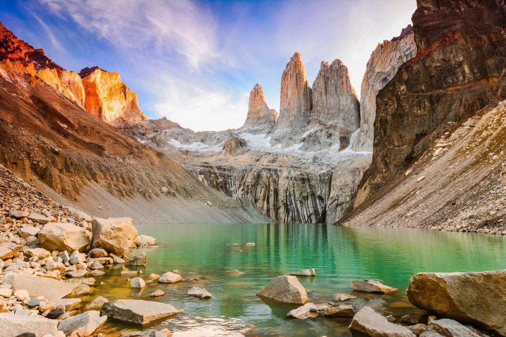 Torres del Paine National Park (Şili)