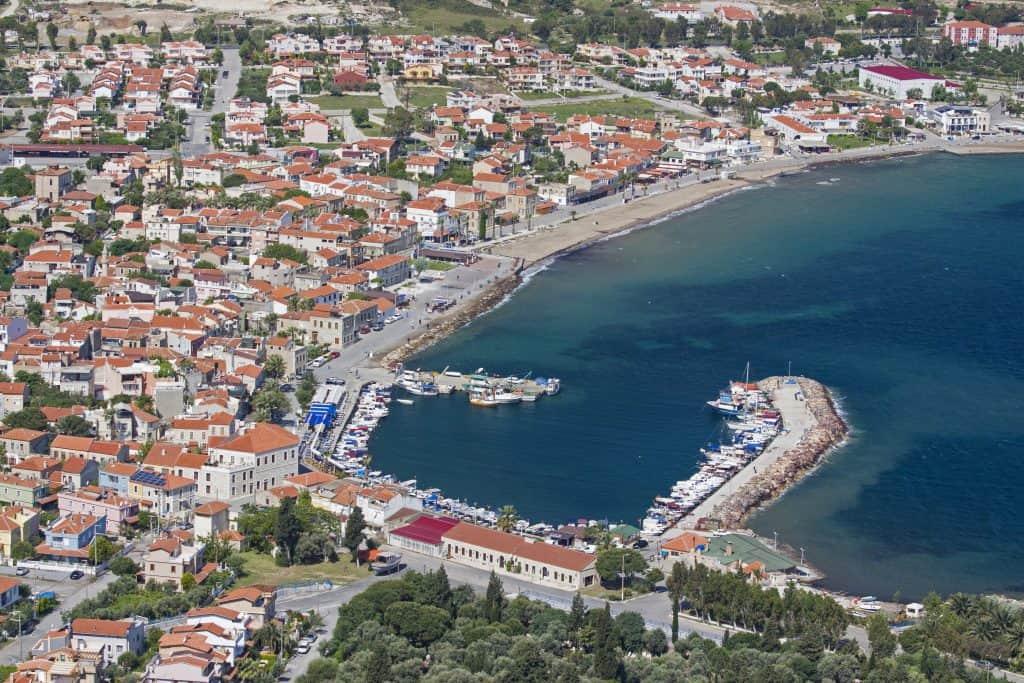 Kozbeyli, Foça, İzmir