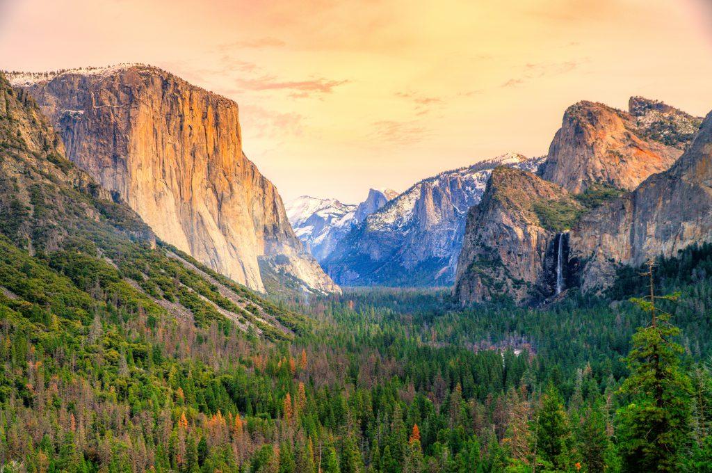 Yosemite National Park (Amerika)