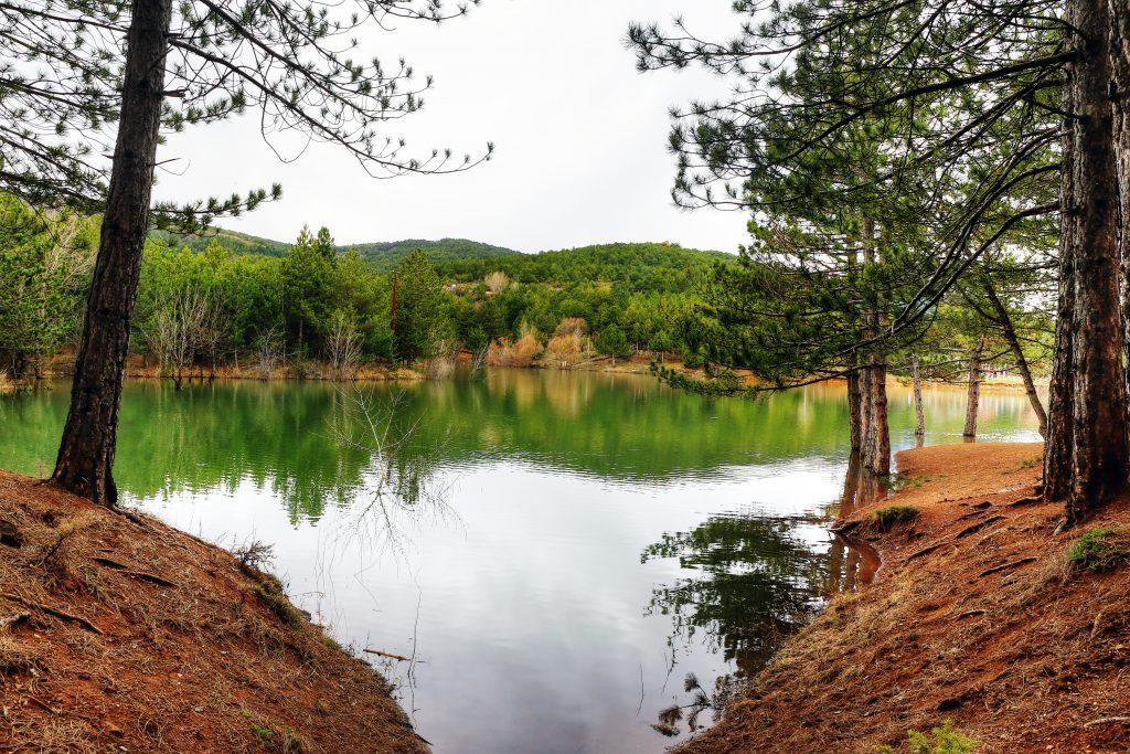 Çamlığı (Çamlık) Milli Parkı, Yozgat