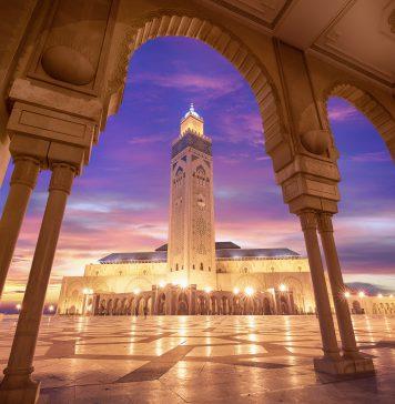 2. Hasan Camii, Kazablanka