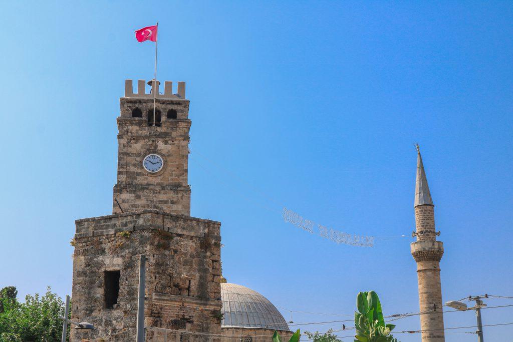 Antalya Saat Kulesi, Muratpaşa, Antalya