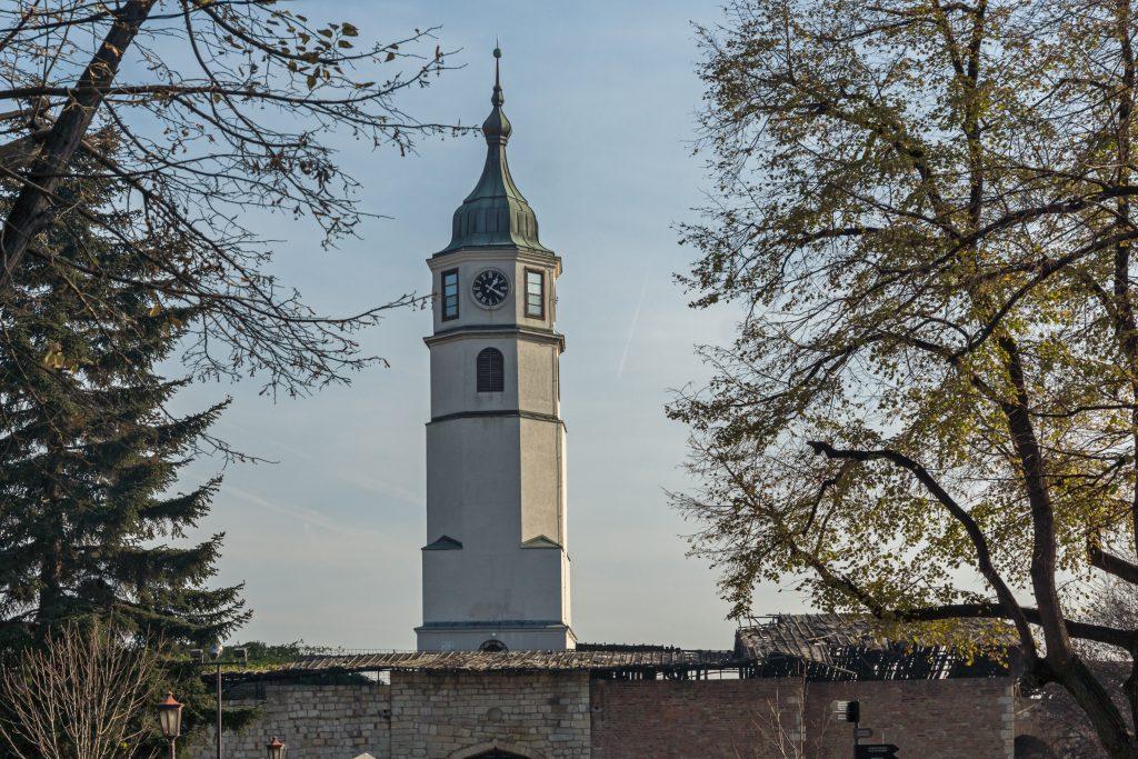 Belgrad Saat Kulesi, Sırbistan