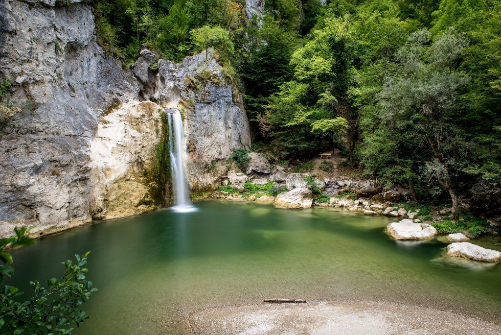 Ilıca Şelalesi, Kastamonu