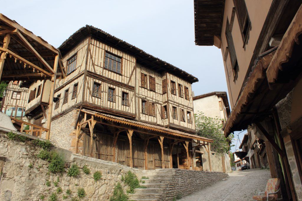 Kastamonu Tarihi Evleri ve Konakları