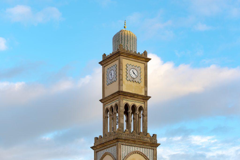 Kazablanka Saat Kulesi