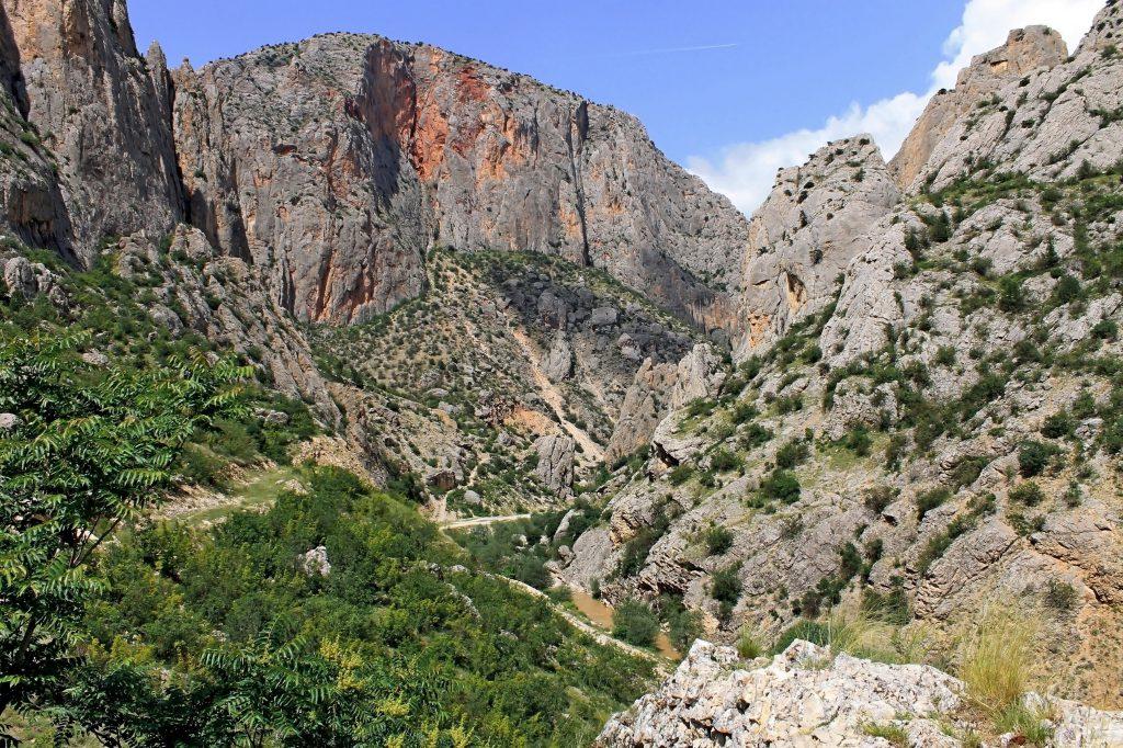 Kazankaya Kanyonu, Yozgat