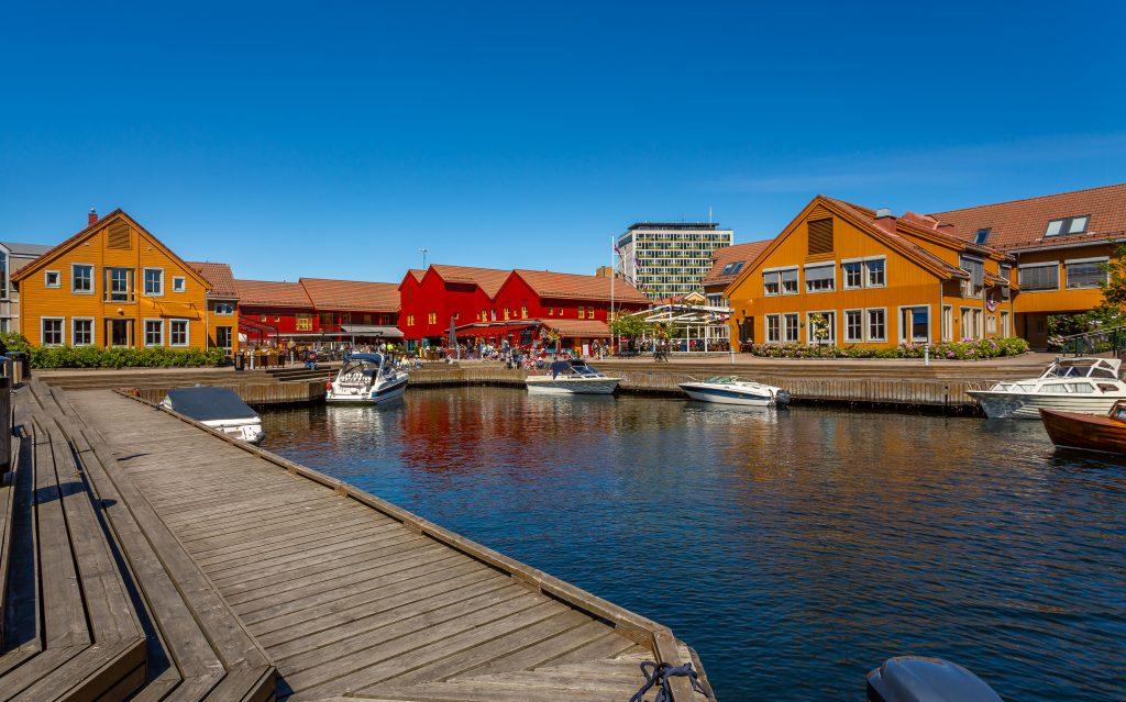 Kristiansand, Norveç
