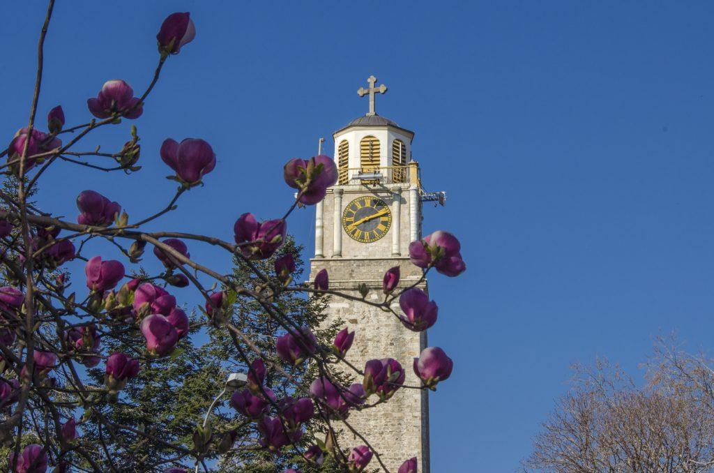 Manastır Saat Kulesi – Makedonya