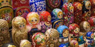 Matruşka, Rusya