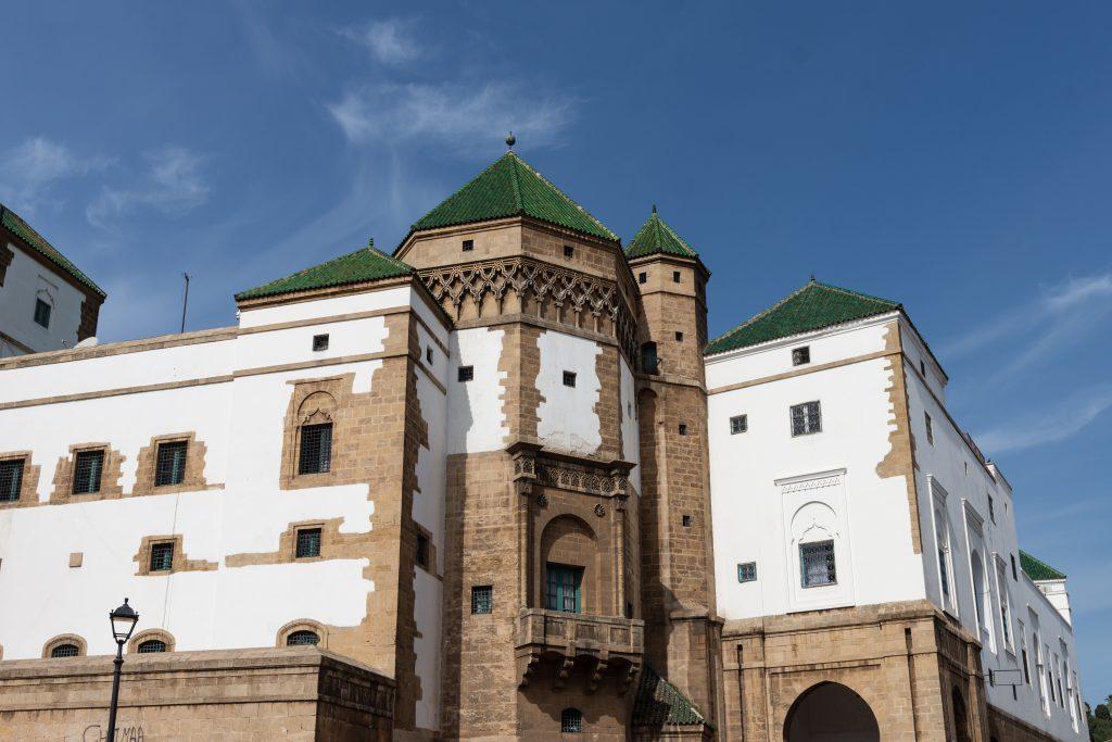 Paşa'nın Mahkemesi (Mahkama du Pacha), Kazablanka