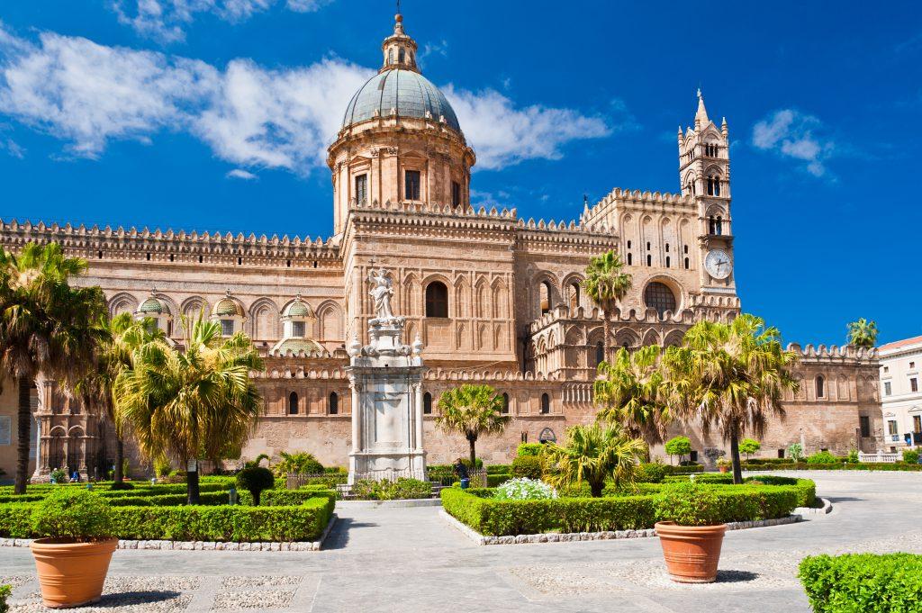 Palermo, Sicilya