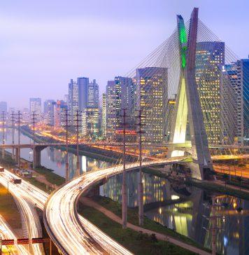 Sao Paulo, Brezilya