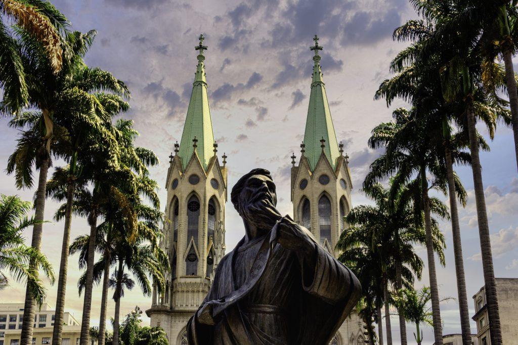 Sao Paulo Katedrali (Catedral da Se de Sao Paulo)