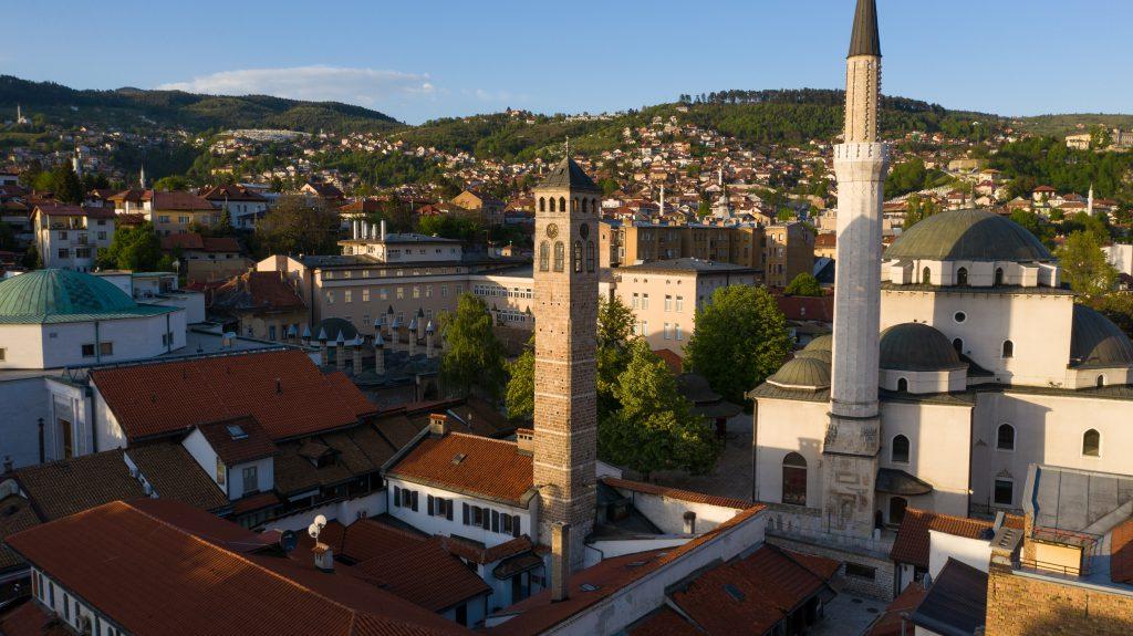 Saraybosna Saat Kulesi, Bosna Hersek