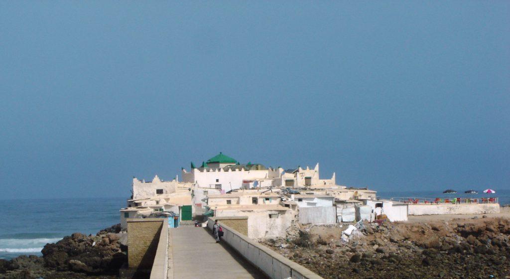 Sidi Abderrahman Tapınağı, Kazablanka