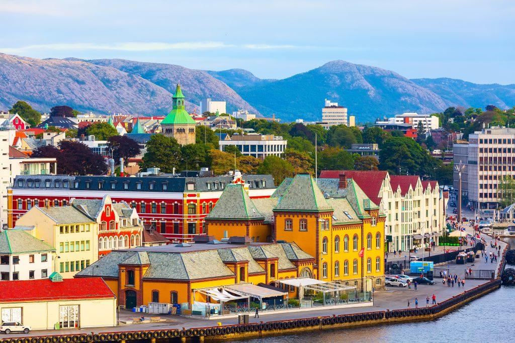 Stavanger, Norveç
