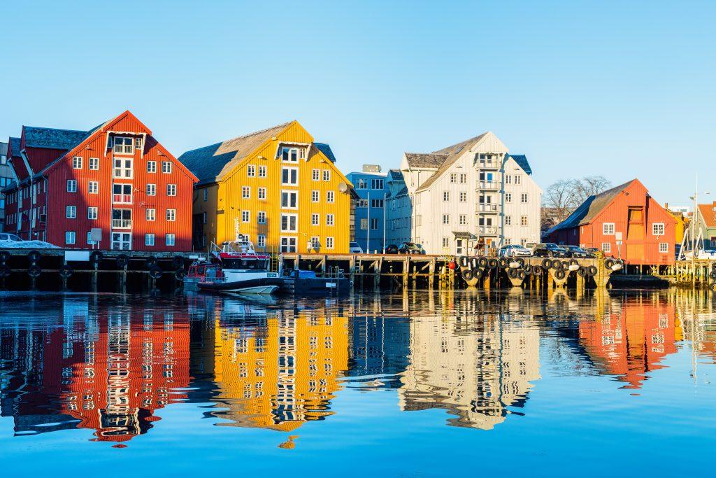 Tromso, Norveç