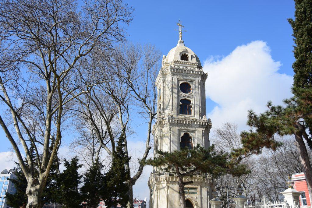 Yıldız Saat Kulesi, Beşiktaş, İstanbul