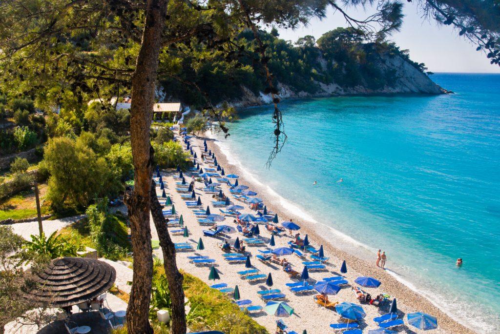 Samos Adası, Yunanistan