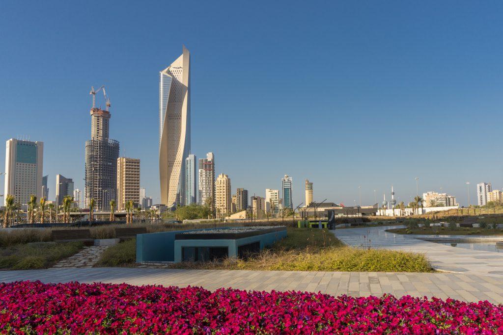 Al Hamra Kulesi, Kuveyt