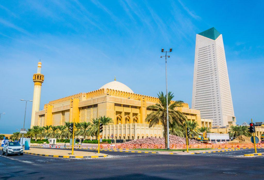Büyük Cami (Mescid-i Kabir), Kuveyt
