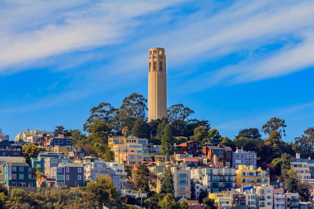 Coit Kulesi, San Francisco