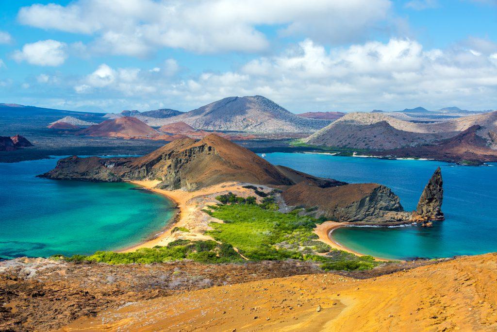 Galapagos Adaları Ulusal Parkı – Ekvador