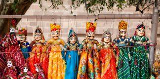 Rajasthan Bebekleri, Hindistan Hediyelik Eşyalar,