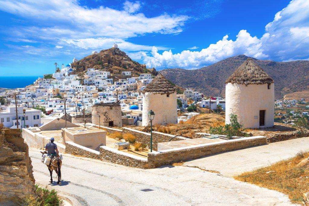 Ios Adası, Yunanistan