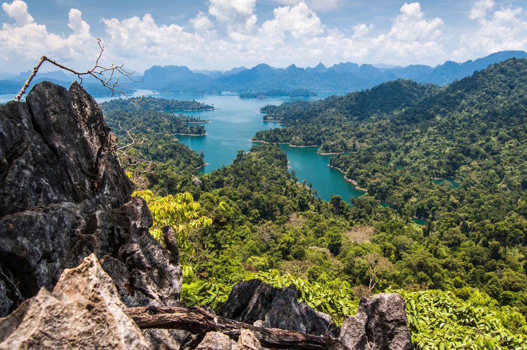 Khao Sok Ulusal Parkı - Tayland