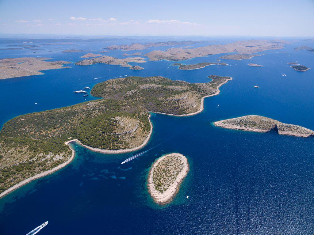 Kornati Ulusal Parkı - Hırvatistan
