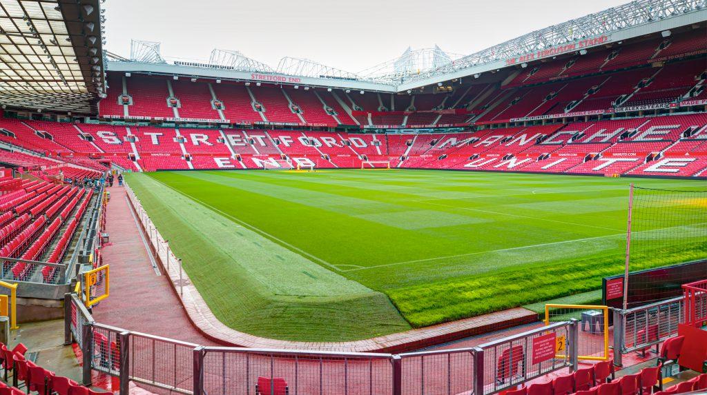 Manchester United Old Trafford Stadı