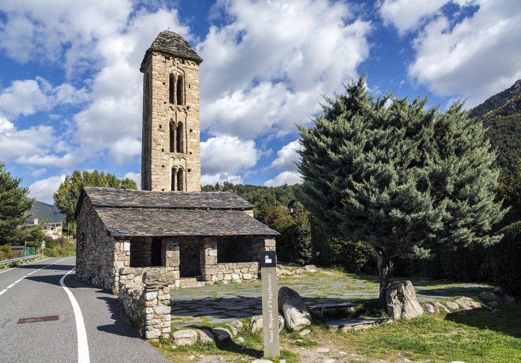 Sant Miquel Engolasters, Valira Vadisi, Andorra