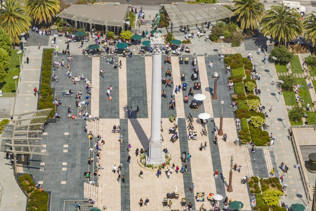 Union Meydanı, San Francisco