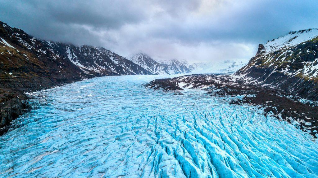 Vatnajökull Ulusal Parkı - İzlanda