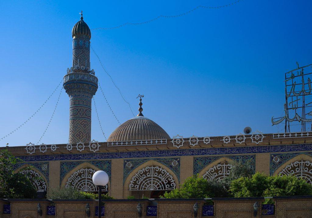 Ebu Hanife Camii, Bağdat