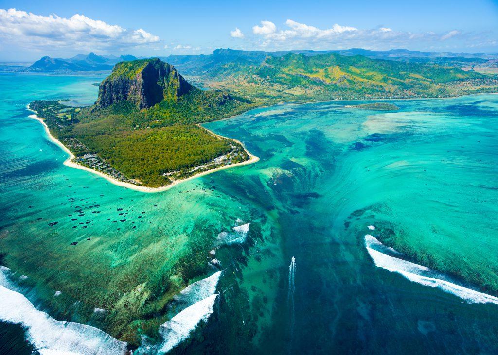 Mauritius Adası, Afrika