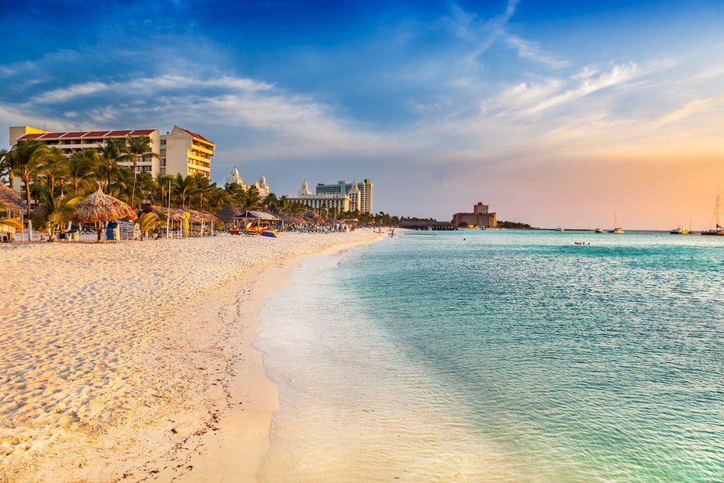 Aruba Adası, Karayipler