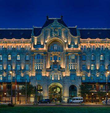 Four Seasons, Budapeşte, Gresham Sarayı