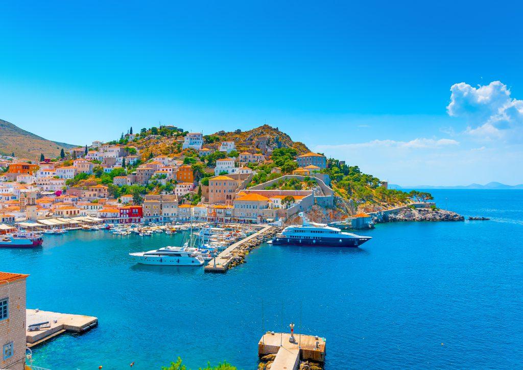 Hydra Adası, Yunanistan