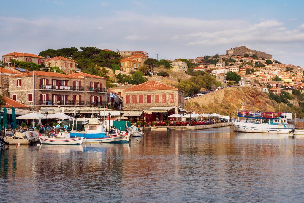 Midilli Adası, Yunanistan